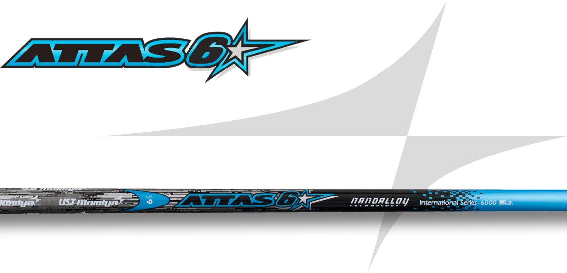 ATTAS 6STAR Wood Shafts