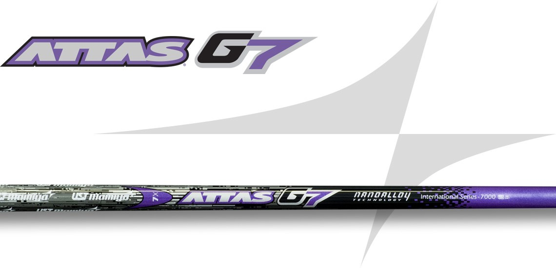 ATTAS G7 Wood Shafts