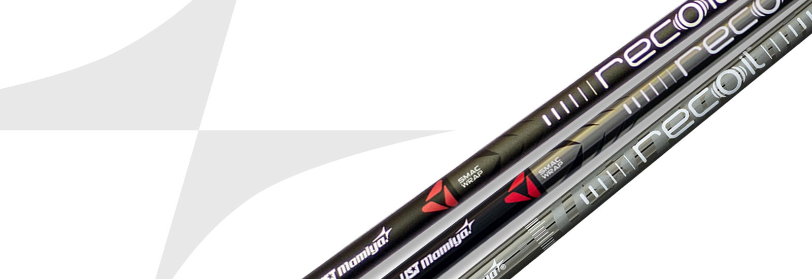 UST Mamiya Recoil Wood and Iron Golf Shafts