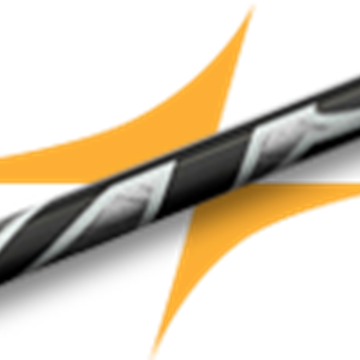 PROFORCE VTS Silver Wood Golf Shaft