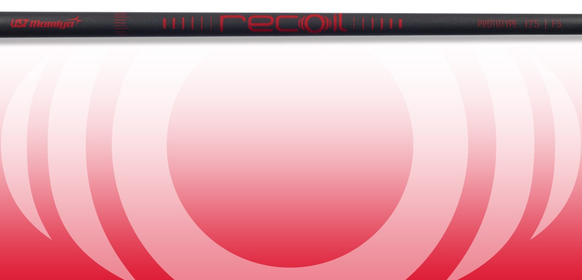 Recoil Custom in Red