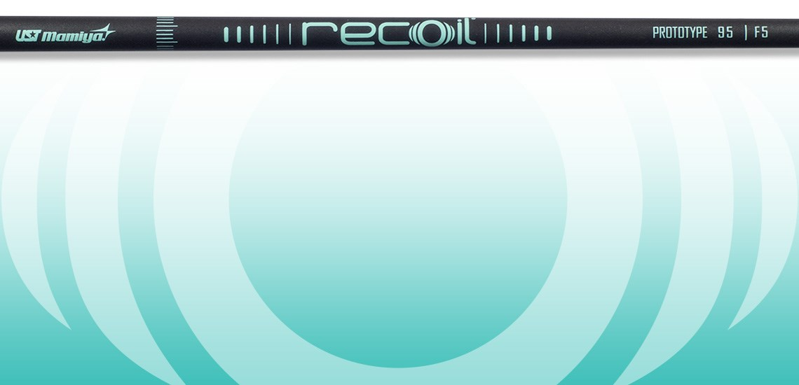 Recoil Custom in Teal