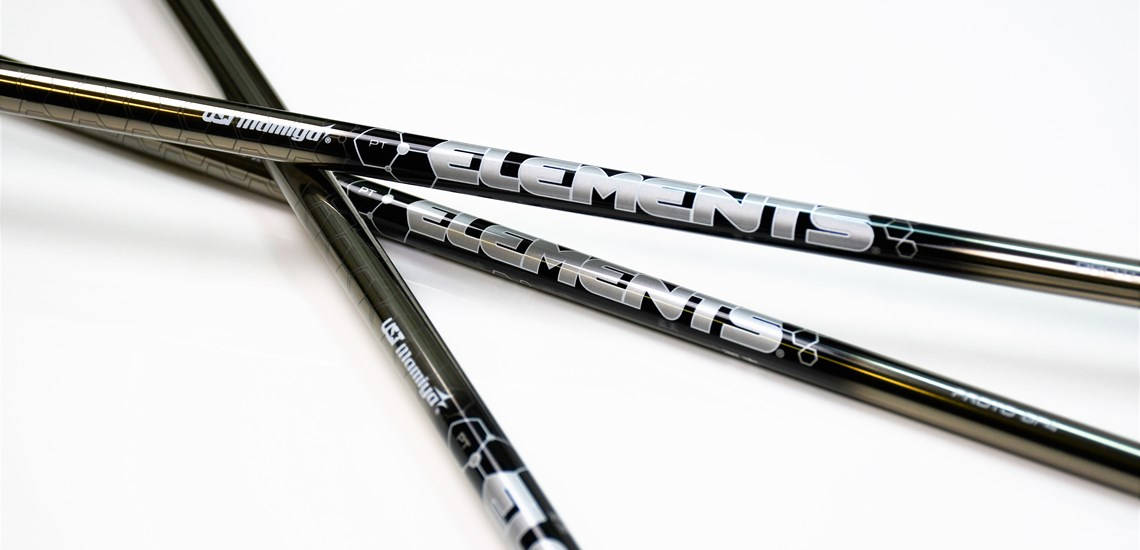 Elements Platinum Wood Shafts