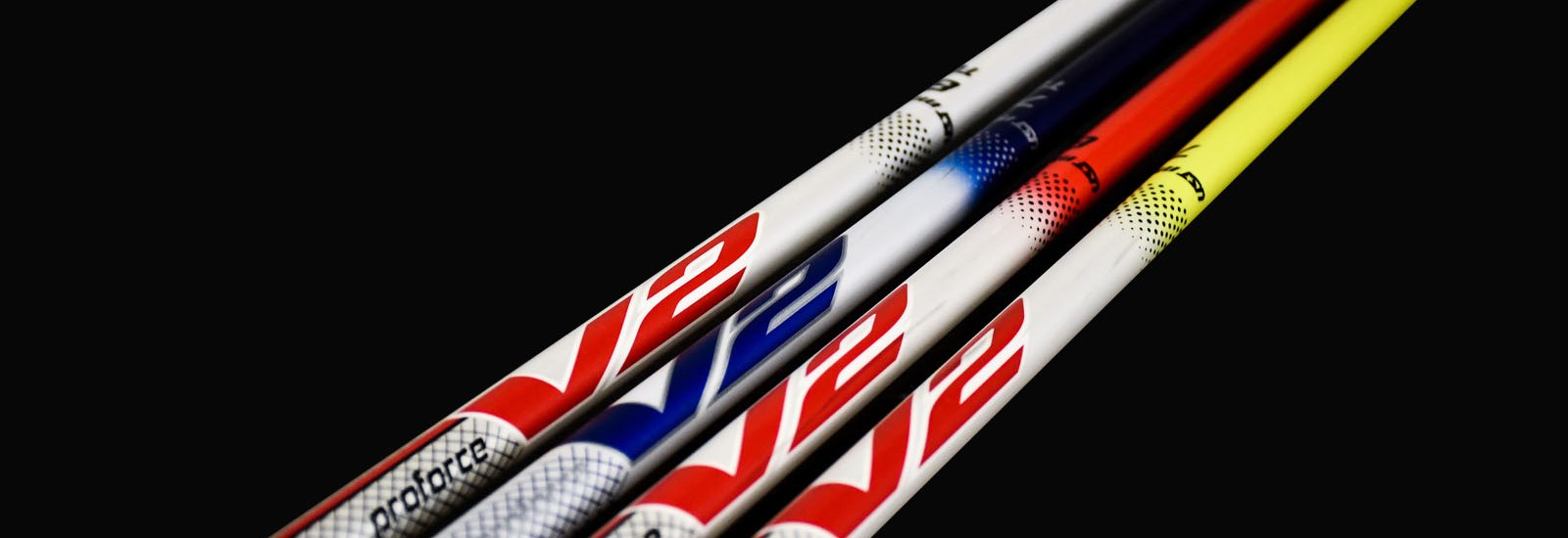 UST Mamiya PROFORCE Wood, Iron and Hybrid Shafts